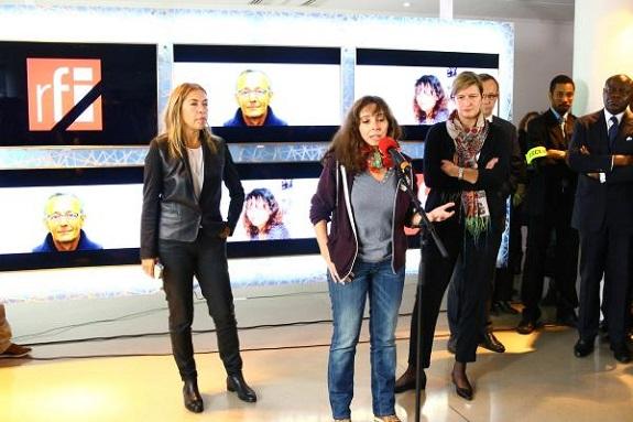 RFI rend hommage à Ghislaine Dupont et Claude Verlon le 5 novembre à Paris